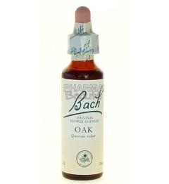 Fleurs de Bach Oak 20 ml pas cher