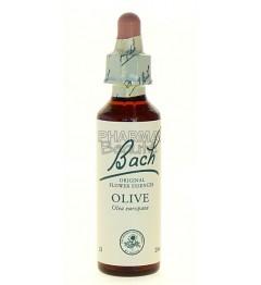 Fleurs de Bach Olive 20 ml pas cher