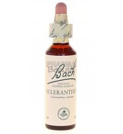 Fleurs de Bach Scleranthus 20 ml pas cher