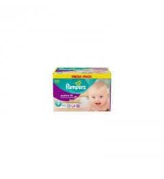 Pampers Active Fit Taille 3 Mega Pack 90 Couches