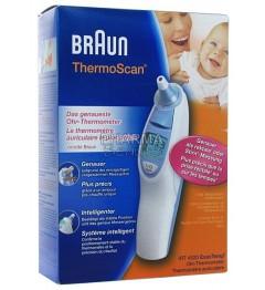 Braun ThermoScan ExacTemp IRT 4520 pas cher