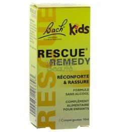 Fleurs de Bach Rescue Kids Gouttes 10ml pas cher