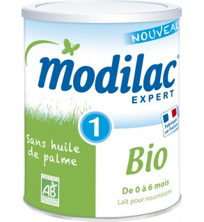 Modilac Bio 1er Age 800 Grammes
