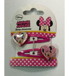 Minnie Set 2 Barettes