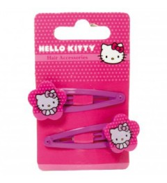 Hello Kitty Set 2 Barettes