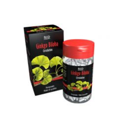 SID Nutrition Ginkgo Biloba 90 Gélules