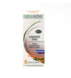 Naturactive Huiles Essentielles Bio Lavande Fine 10Ml