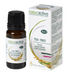 Naturactive Huiles Essentielles Bio Tea Tree 10Ml