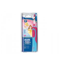 Oral B Brosse à Dent Electrique Kids Stage Powers Princesse