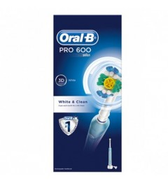 Oral B Brosse à Dent Electrique Pro 700 White And Luxe