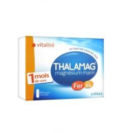 Thalamag Magnésium Marin Fer B9 60 Gélules