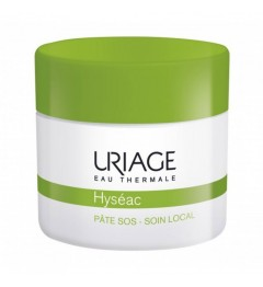 Uriage Hyseac Pate SOS Soin Local 15 Grammes, Uriage Hyseac