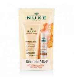 Nuxe Rêve de Miel Duo Stick Lèvres et Crème Mains, Nuxe Rêve de