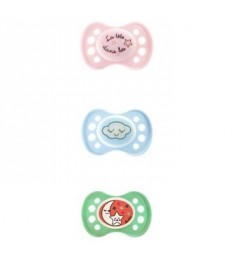 Dodie Sucette Anatomique Silicone 0-6 Mois A29
