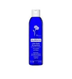 Klorane Yeux Bleuet Eau Florale Démaquillante 100Ml, Klorane