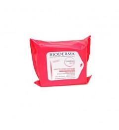 Bioderma Créaline H2O Lingettes Boite de 25, Bioderma Créaline