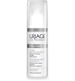 Uriage Dépiderm Fluide Anti Taches SPF15 30Ml, Uriage Dépiderm